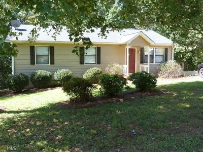 Monroe Single Family Home Under Contract: 1341 Armistead Cir