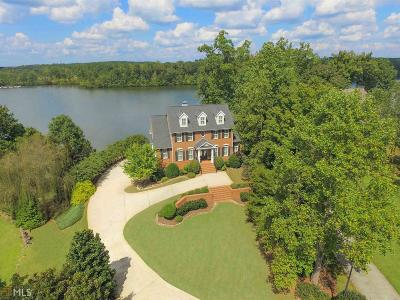 Newnan Single Family Home For Sale: 40 The Promontory