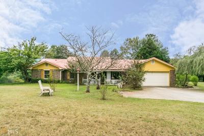 Dacula Single Family Home For Sale: 4731 Jack Pittman Rd