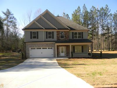 Monroe, Social Circle, Loganville Single Family Home For Sale: 2204 Golf View Ct