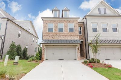 Roswell Condo/Townhouse New: 10158 Windalier Way