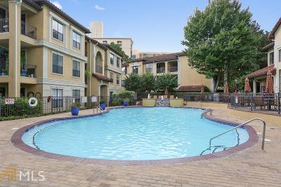 Peachtree Place Condo/Townhouse Under Contract: 3777 NE Peachtree Rd #1502