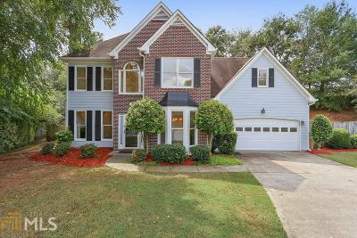 Suwanee Single Family Home Under Contract: 3964 Treemont Ln