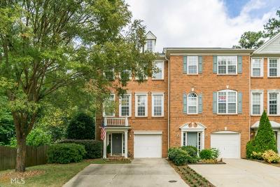 Norcross Condo/Townhouse For Sale: 3230 Trace Views Ct