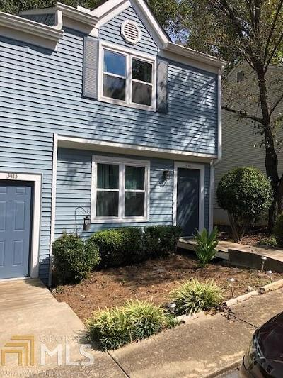Condo/Townhouse For Sale: 3411 September Morn