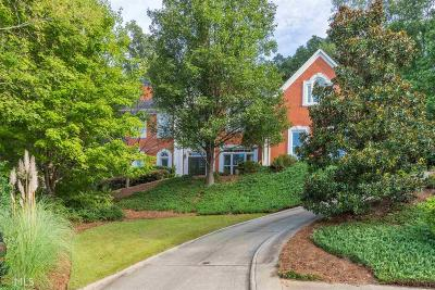 Alpharetta Single Family Home For Sale: 8565 High Hampton Chase