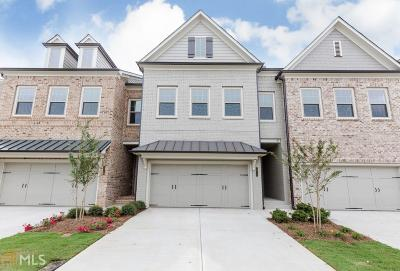 Roswell Condo/Townhouse Under Contract: 10156 Windalier Way