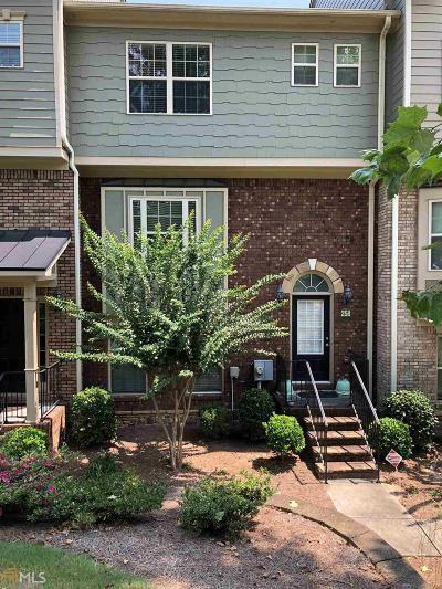 Norcross Condo/Townhouse For Sale: 258 Autumn Pl
