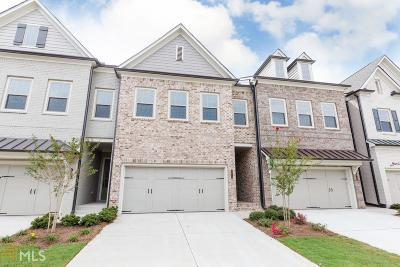 Roswell Condo/Townhouse New: 10154 Windalier Way