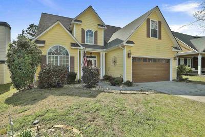 Peachtree City GA Single Family Home For Sale: $345,500