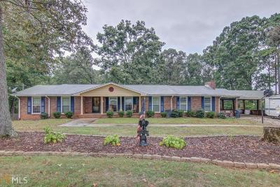 Covington Single Family Home New: 13548 Brown Bridge Rd