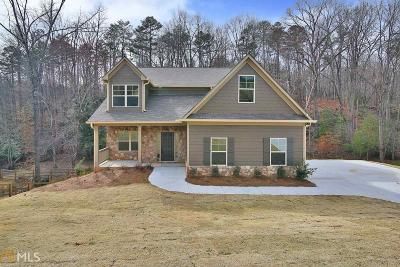 Dawsonville Single Family Home For Sale: 98 Madison Ct