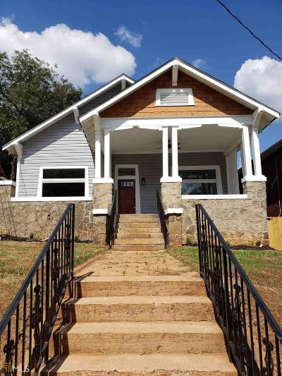 West End Single Family Home For Sale: 1161 Lucile