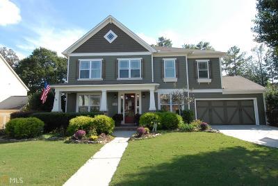 Hoschton Single Family Home For Sale: 6130 Baybrook Trce