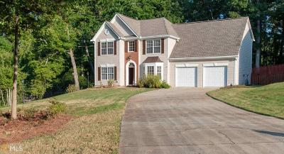 Roswell Single Family Home For Sale: 1170 Hidden Pond