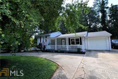 Smyrna Single Family Home New: 1950 Spring Rd