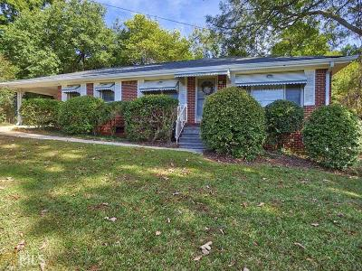 Mcdonough Single Family Home For Sale: 277 Decatur Rd