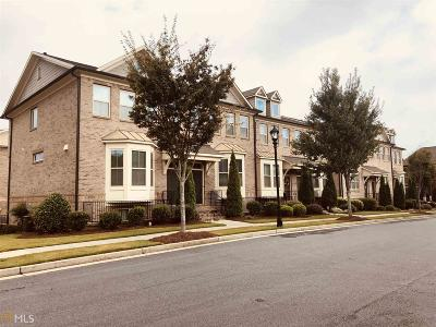 Suwanee Condo/Townhouse For Sale: 4320 Tacoma Trce