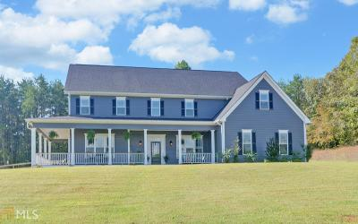 Lumpkin County Single Family Home Under Contract: 552 Seabolt Stancil Rd