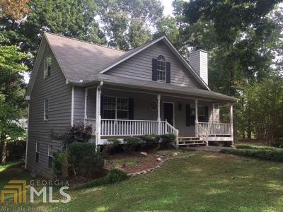 Douglasville Single Family Home New: 3845 Mill Glen Dr