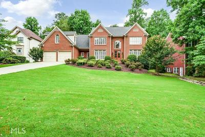 Roswell Single Family Home Under Contract: 12235 Asbury Park Dr