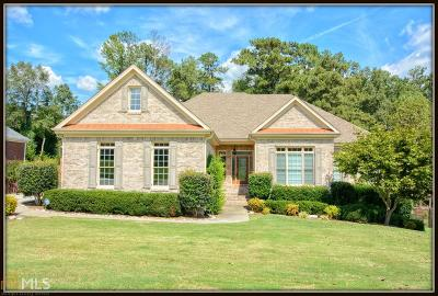 Douglasville Single Family Home Under Contract: 3934 Hershel Dr
