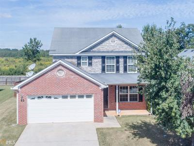 Mcdonough Single Family Home Under Contract: 453 Cathedral Dr