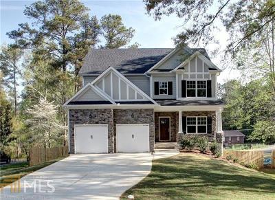 Smyrna Single Family Home For Sale: 2470 Davis Dr