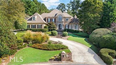 Johns Creek Single Family Home For Sale: 240 Pinnacle Pt
