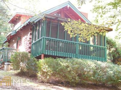 Helen GA Single Family Home For Sale: $115,000