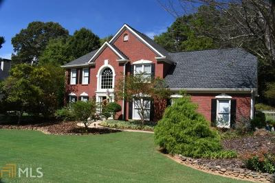 Kennesaw Single Family Home Under Contract: 1625 Duxbury Ln