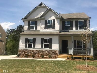 Acworth Single Family Home For Sale: 429 Blue Sky Cir