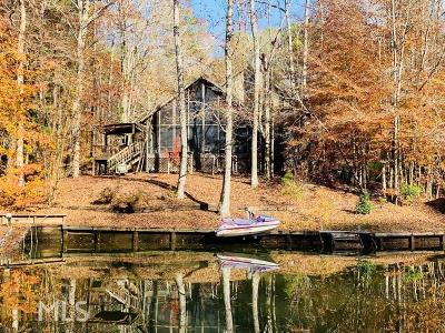 Hamilton GA Single Family Home Under Contract: $330,000