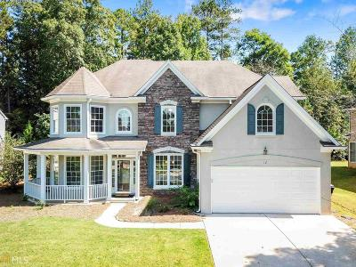 Newnan Single Family Home For Sale: 12 Lake Forest Dr