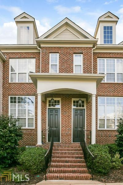 Decatur Condo/Townhouse New: 1158 Providence Pl