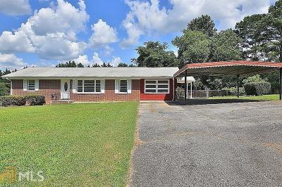 Mableton Single Family Home For Sale: 6455 Dodgen Rd