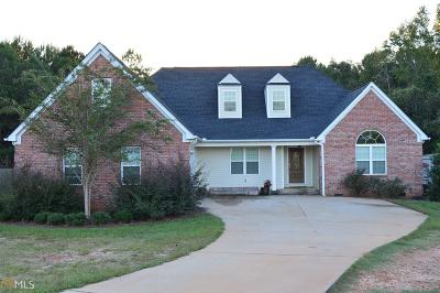 Williamson Single Family Home For Sale: 181 Arbor Vw Dr