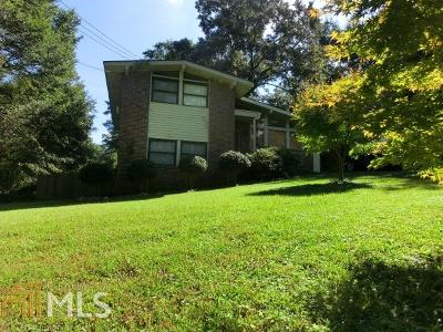 Douglas County Single Family Home Under Contract: 6400 Oakview Ln