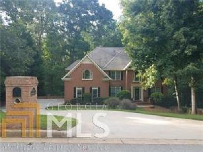 Conyers Single Family Home New: 2041 Eagle Ridge