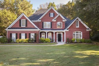 Smyrna Single Family Home Under Contract: 353 Bridgebrook