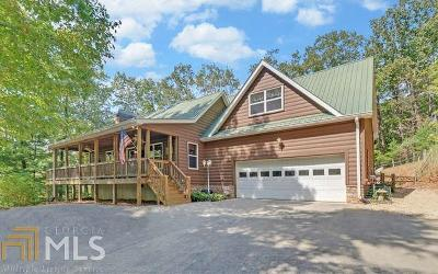 Sautee Nacoochee Single Family Home Under Contract: 84 Red Bark Trl