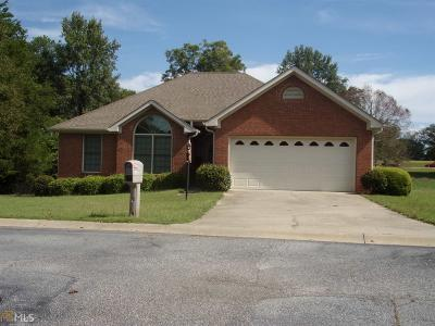 Elbert County, Franklin County, Hart County Single Family Home New: 20 Golden Oaks Dr