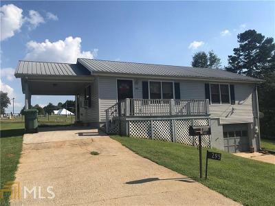 Banks County Single Family Home New: 295 Lenora Ln