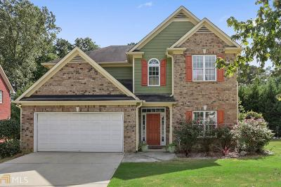 Grayson Single Family Home For Sale: 1990 Cooper Lakes Dr