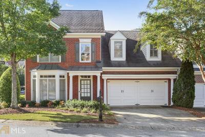 Roswell Condo/Townhouse Under Contract: 5108 Parkside Dr