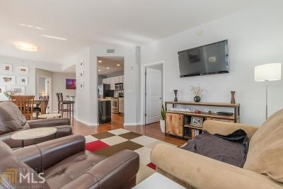 Ovation Condo/Townhouse For Sale: 3040 Peachtree Rd #703