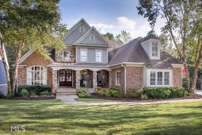Roswell Single Family Home For Sale: 210 Steeple Point Dr