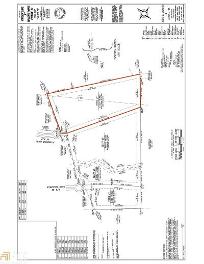 Social Circle Residential Lots & Land For Sale: 914 Riverstone Ct