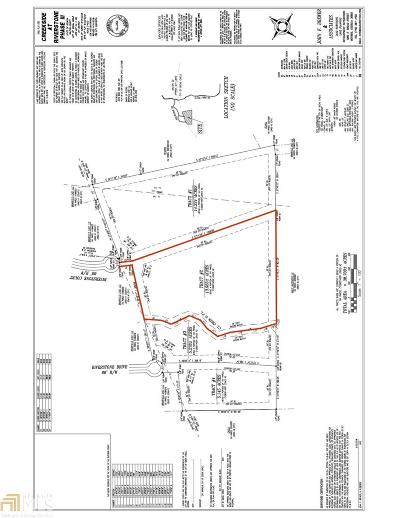 Social Circle Residential Lots & Land For Sale: 920 Riverstone Ct
