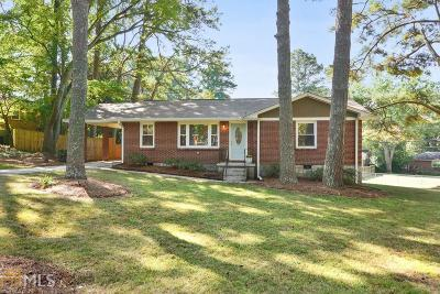 Decatur Single Family Home New: 2509 Harrington Dr